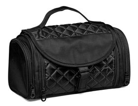 Creative Travel Chelsea Deluxe Cosmetic Bag - Black