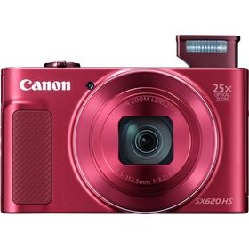 Canon SX620 Ultra Zoom Digital Camera - Red