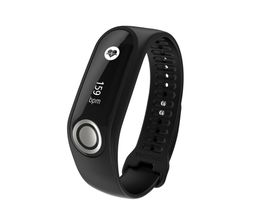 TomTom Touch Fitness Tracker Black - Large