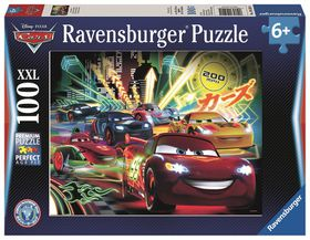 Ravensburger Disney Cars Neon Puzzle