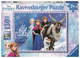 Ravensburger Frozen Puzzle - Friends at the Palace