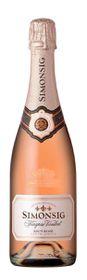 Simonsig - Kaapse Vonkel Brut Rose - 750ml