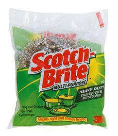 Scotch-Brite - Stainless Steel Pot Scourers