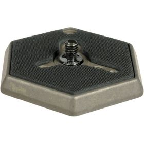 "Manfrotto 030-14 Hexagonal Plate 1/4"" Screw"