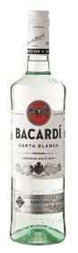 Bacardi - Carta Blanca Superior - 12 x 750ml