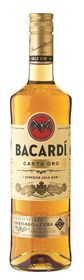 Bacardi - Carta Oro Gold - 12 x 750ml