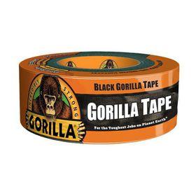 Gorilla - Tape Black - 48mm x 11m