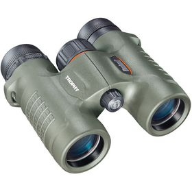 Bushnell 8 x 32 Trophy Green Roof Prism Compact Binocular