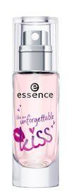 Essence Eau De Toilette Unforgettable Kiss - 10ml