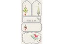 Love The Season Stick-on Labels - Pack of 20