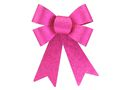 Creative Stationery Glitter Bow - Pink