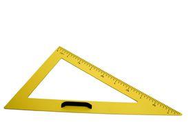 Draughtsman Black Board Set Square 60degree 60cm