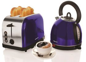 Mellerware - Cobalt Stainless Steel Breakfast Pack - 2 Piece Set