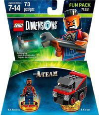 Lego Dimensions - A-Team Fun Pack
