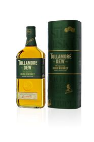 Tullamore Dew - Gift Tin - 750ml