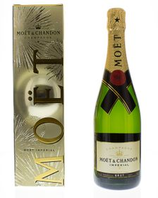 Moet And Chandon - Bursting Bubble Gift Box - 750ml