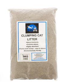 MCPets - 5kg Litter Clumping Cat