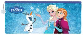 Disney Frozen 33cm Nylon Deluxe Pencil Case