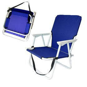 Eco - Beach Chair - Blue