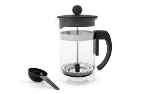 Eetrite - 600ml Coffee Plunger - Black
