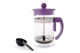 Eetrite - 600ml Coffee Plunger - Purple