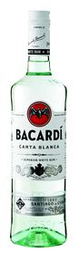 Bacardi - Carta Blanca Superior - 750ml