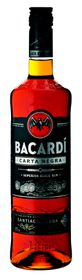 Bacardi - Carta Negra Black - 750ml