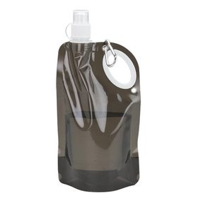 Eco - 740ml Water Bottle With Carry Handle - Black