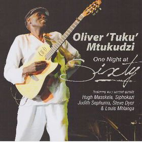 Oliver Mtukudzi - One Night At Sixty (CD)