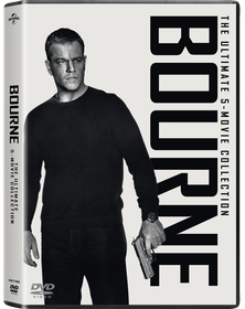 Bourne Box Set (DVD)