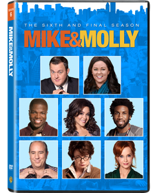 Mike & Molly Season 6 (DVD)