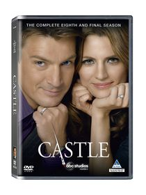 Castle Season 8 (DVD)