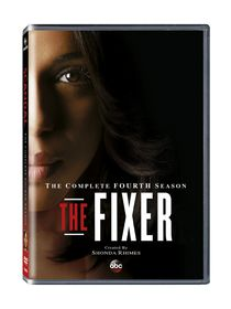 The Fixer Season 4 (DVD)