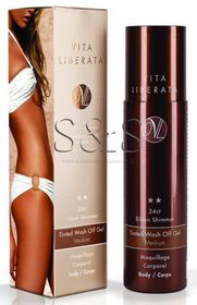 Vita Liberata 24 Carat Shimmer Body - 200ml