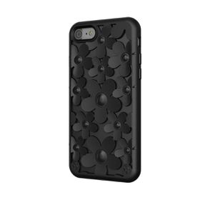 SwitchEasy Fleur Hybric Case for Apple iPhone 7 - Black