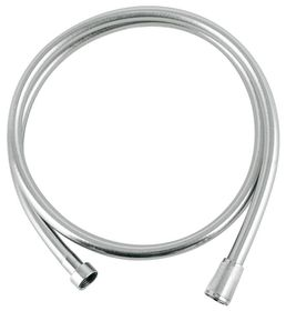 Grohe - Silver Flex 150Cm Hose With Swivel Connector For Twist Free Function