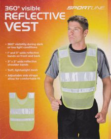 Sportsline 360 Degrees High Visibility Vest