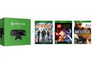 Xbox One 1TB Console with The Division + Lego Star Wars: The Force Awakens + Battlefield Hardline