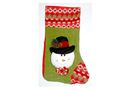 Christmas Snowman Hanging Stocking Home decoration