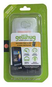 Gellihug case for iPhone 7 - Clear