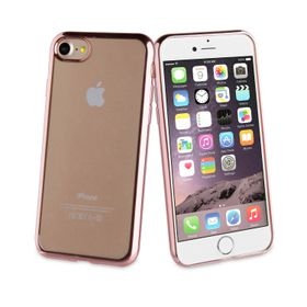 Muvit Bling Case iPhone 7 - Rose Gold