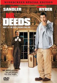 Mr Deeds  (DVD)
