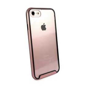 Tuff-Luv Essence Series Bumper Case for Apple iPhone 7 - Rose Gold