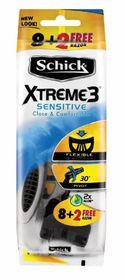 Schick Xtreme 3 Sensitive Men Disposable