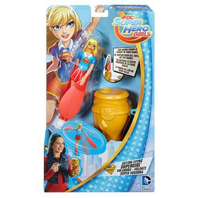 Dc Super Hero Girl Action Flying Doll