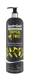 Shampooheads Professional Tropical Twist Moisturising Shampoo - 500ml