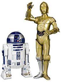 Star Wars ARTFX+ Series - C-3PO & R2-D2 7-inch set of 2 action figures
