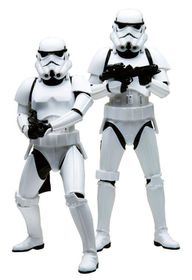 Star Wars Storm Trooper 2 pack (1/10th scale) Art FX Statue