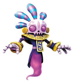 Skylanders Imaginators: Sensei - Bad Juju