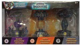 Skylanders Imaginators: Vessel Triple Pack 2 (Magic, Tech & Undead Vessel)